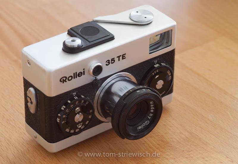 Rollei 35 TE von 1982