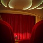"""Wim Wenders bei der Premiere """"Das Salz der Erde"""" in der Lichtburg in Essen"""