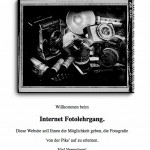 Fotolehrgang Startseite 1996