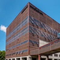 Die Kohlenwäsche (Ruhrmuseum) auf Zeche Zollverein in Essen