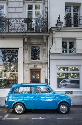"""Fiat 500 """"Giardiniera"""""""