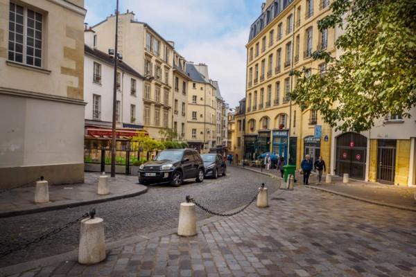 Midnight in Paris (Leider ohne Rolls Royce Oldtimer und zur falschen Zeit)