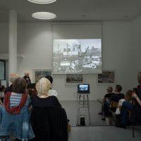 Joachim Schumacher im Forum Kunst und Architektur