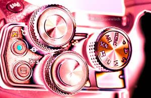 Olympus OM-D E-M10II Einstellräder