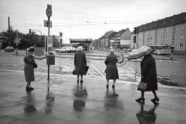 Bushaltestelle © Reinhard Krause