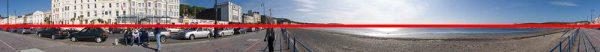 Das verbleibende Panorama