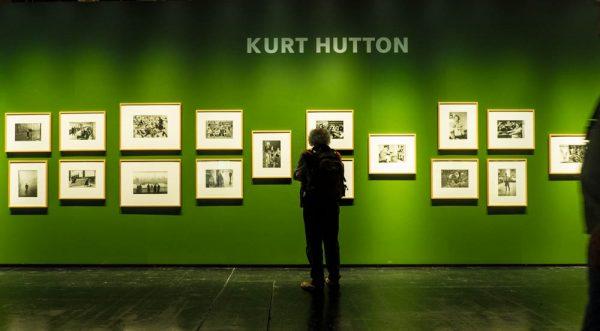 Die Ausstellung mit Bildern von Kurt Hutton auf der Photokina 2016