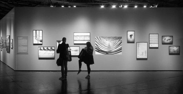 Eine Ausstellung auf der Photokina 2016 in der Halle 1