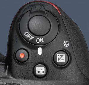 Illustration Belichtungskorrektur Nikon