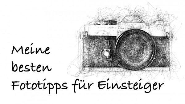 """Illustration zu:""""Meine besten_Fototipps für Einsteiger"""""""