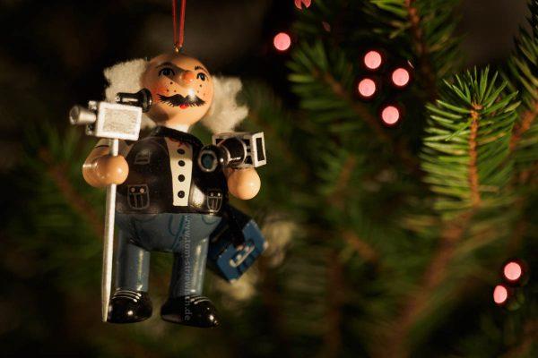 """Illustration zu """"An Weihnachten fotografieren"""""""