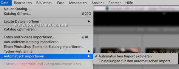 """Illustration zu """"Automatisch importieren"""""""