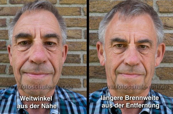 "Illustartion zu: ""Bildwinkel_und Portrait"""
