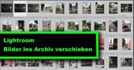 """Illustartion zu """"Lightroom —Bilder ins Archiv verschieben"""""""