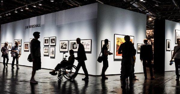 """Illustration zu """"Photokina Ausstellung Halle 1 2018"""""""