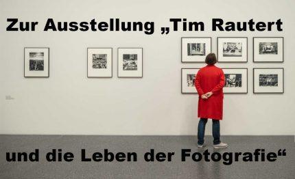"""Illustration zu """"Zur Ausstellung Tim Rautert"""""""